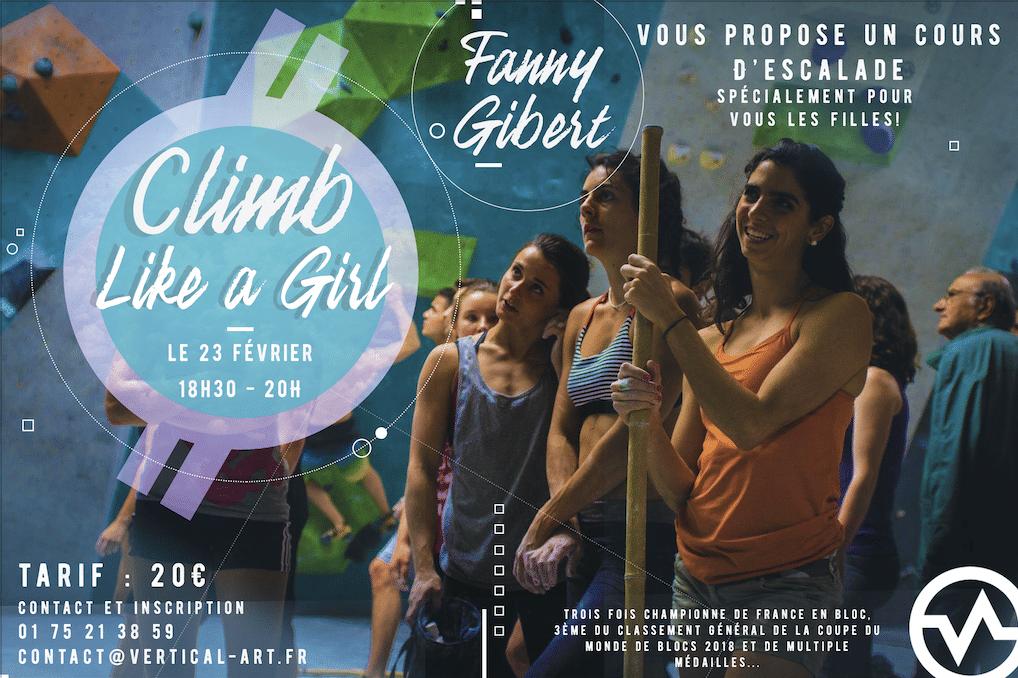 master cas avec fanny gibet membre de la team Vertical'Art - Saint-Quentin-En-Yvelines-en-yvelienes - salle d'escalade de blocs restaurant ber - cous d'escalade