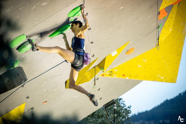 nos grimpeurs tricolores n'iront pas en Russie pour disputer les Championnats d'Europe seniors
